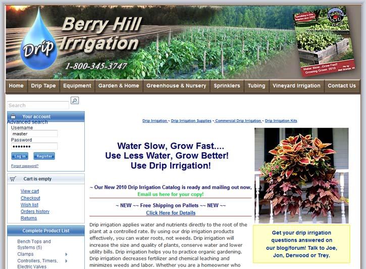 berry hill - wonder woman web design, Garten ideen
